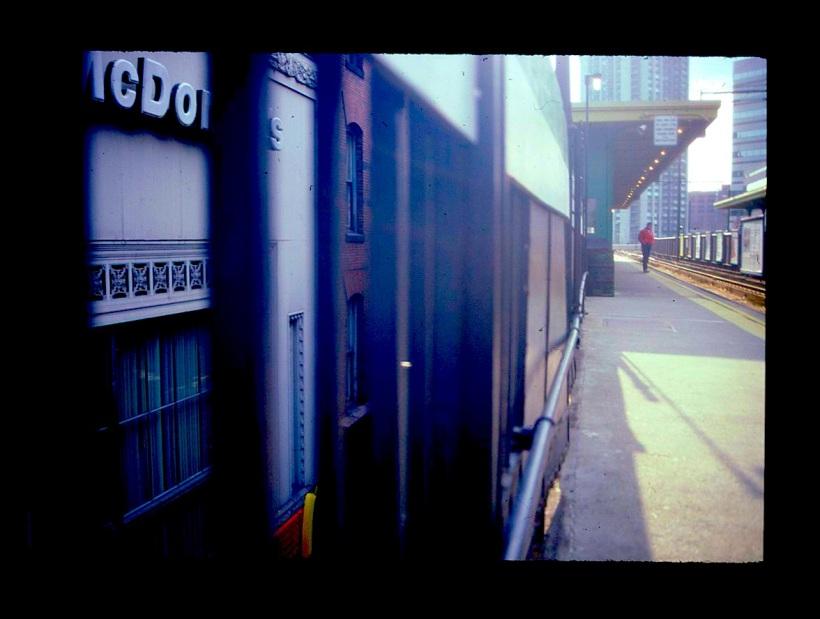 North Station @ Boston Garden 1989