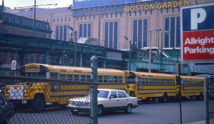 Boston Garden 1989