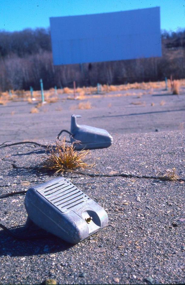 Abandoned Drive-InBraintree, MA