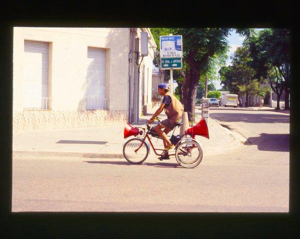 bike bullhorn las P372