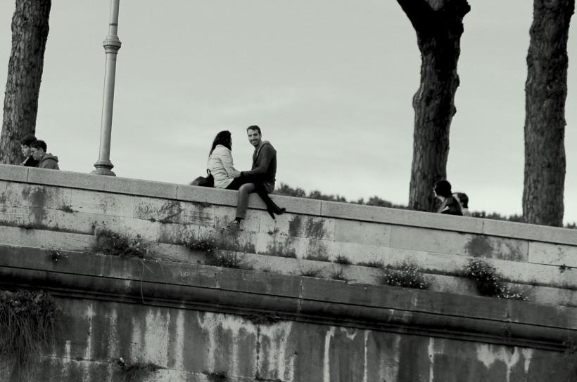 Couple Wall
