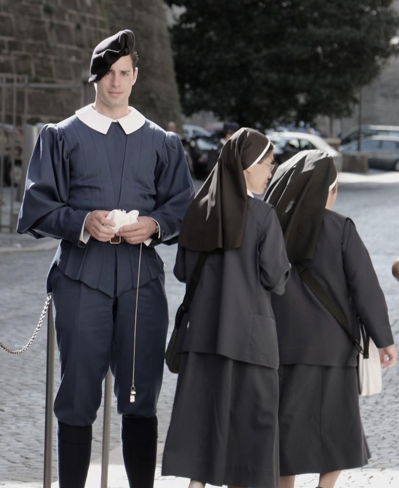 Swiss and Nuns